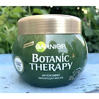 Kem ủ tóc Garnier Olive Botanic Therapy chiết xuất từ tinh dầu oliu 300ml