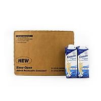 Thùng 24 hộp Sữa nước Ensure Original Vanilla Therapeutic Nutrition (237ml) - Nhập khẩu Mỹ