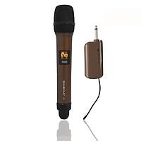Micro Karaoke Không Dây Shubole K5 (1 Mic) Chính Hãng Chuyên Dụng Cho Loa, Amply