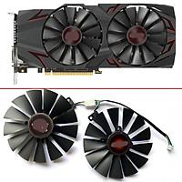 3 Quạt GPU 85MM 4PIN GA92S2U RTX2060 Mới, SUPER-8GD6 Extreme PLUS Dành Cho ZOTAC GeForce RTX 2060 Extreme PLUS RTX 2070