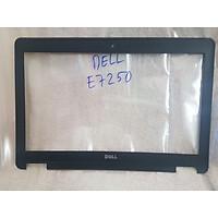 Mặt B vỏ laptop dùng cho laptop Dell Latitude E7250 (12.5inch)- Viền màn hình dùng cho Dell Latitude E7250 (12.5inch) màu đen