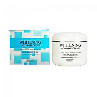 Kem Ủ Kích Trắng Jigott Whitening Activated Cream 100ml – Hàng Chính Hãng