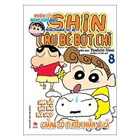 Shin Cậu Bé Bút Chì - Phiên Bản Hoạt Hình Màu (Tập 8)