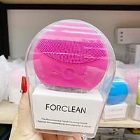 Máy Rửa Mặt - Massage Mặt Gai Forever - Forclean Silicon Giúp Làm Sạch Da Mặt Hiệu Quả