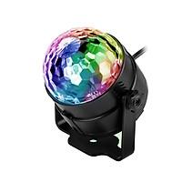 Đèn led pha lê 7 màu  - Hiệu ứng ánh sáng sân khấu - phòng hát DL101