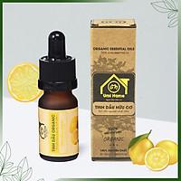 Tinh Dầu Chanh Nguyên Chất (10ml) UMIHOME -  Lime essential oil