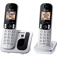 Điện thoại không dây Panasonic KX-TGC212 - Hàng Chính Hãng