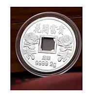 Đồng bạc nguyên chất S999 dùng cạo gió hoặc đồ phong thủy và quà tặng