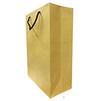 Bộ 50 Túi Giấy Kraft Trơn Vinanetco KT09 (30 x 21 x 10cm)
