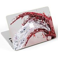 Mẫu Dán Trang Trí Dành Cho Macbook Mặt Ngoài + Lót Tay Mac - 240