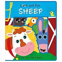 Look Out For Sheep Lenticular
