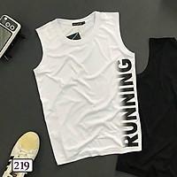 Áo ba lỗ nam - áo sát nách thể thao nam chất thun lạnh co giãn nhẹ mẫu HOT 2021