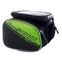 Túi để đồ treo sườn Xe đạp, đựng Điện thoại cảm ứng chống nước PKCN