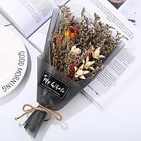 Hộp quà hoa khô handmade (1 hộp Màu ngẫu nhiên)