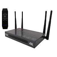 [Tặng chuột bay Km950V] Android Tv Box Vinabox X4 - Hãng chính hãng