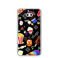 Ốp lưng dẻo cho điện thoại LG V30 - 0197 FOOD - Hàng Chính Hãng
