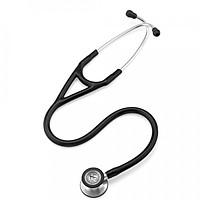 Ống nghe y tế 3M Littmann Cardiology IV, mặt nghe có lớp phủ tiêu chuẩn, dây nghe màu đen, 27 inch, 6152