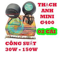 LOA TREBLE THẠCH ANH MINI G400 - GIÁ 1 ĐÔI - HÀNG CHÍNH HÃNG
