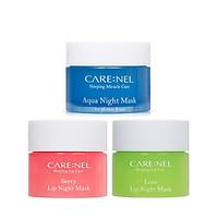 Combo 3 mặt nạ ngủ môi và da Care:nel Sleeping Mask 50g