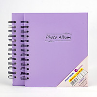 Bộ 2 cuốn Album ảnh Monestar 13x18/40 hình -  BRW570