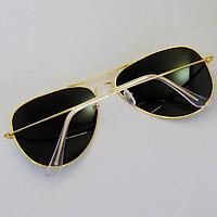 3026 Personality Color Film Sunglasses Men And Women Anti-Uv Sunglasses