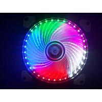 Fan Case 12cm-33 Bóng -LED 5 MÀU - Full Box - Hàng nhập khẩu