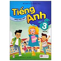 Tiếng Anh 3 - Tập 2 - Sách Học Sinh (2021)