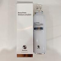Sữa dưỡng ẩm da mặt Hàn Quốc BeauuGreen Moisture Emulsion trắng da, đẩy lùi nếp nhăn