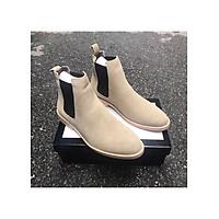 Giày Chelsea Boot Nam Cao Cổ HL2