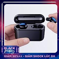Tai Nghe Bluetooth 5.0 Tai nghe Không Dây chống nước  Bluetooth Wireless Earbuds Q32 - Hàng Nhập Khẩu