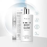 Serum Làm Sáng Da Toàn Thân COSMEHEAL Healthy White Body Glow-Sản Phẩm Được Nghiên Cứu Y Khoa-SPF 50/ PA ++++(150ml)