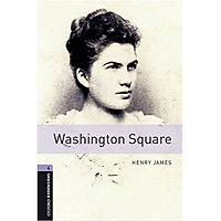 Oxford Bookworms Library (3 Ed.) 4: Washington Square MP3 Pack
