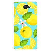 Ốp lưng dẻo cho Samsung Galaxy J7 Prime _Lemon 01