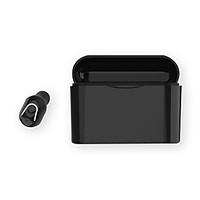 Tai nghe 1 tai Bluetooth 5.0 M2i Kèm hộp sạc 1200mAh, tai nghe nhét tai không dây kết nối xa, sử dụng lâu, âm thanh sống động - Hàng chính hãng