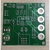 Mạch khuếch đại âm thanh dùng chip LA4705