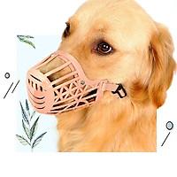 Rọ mõm cho chó - Dạng nhựa lưới đủ size