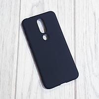 Ốp lưng dẻo màu dành cho Nokia 6.1 Plus và Nokia X6