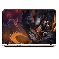 Mẫu Dán Decal Laptop Liên Minh Huyền Thoại - DCLTLMHT 090