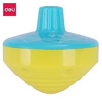 Gọt Chì Mini Deli - Hình Con Quay - Xanh Dương/Hồng - 1 Chiếc - ER01301