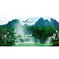 Tranh Dán Tường 3D Cao Cấp TGTV_FT3582