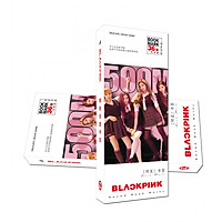 Bookmark BLACK PINK 36pcs mới