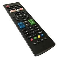 Remote Điều Khiển Cho TV LED, Smart TV Sharp RM-L1346 - Hàng nhập khẩu