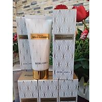 Sữa rửa mặt trắng da BERGAMO GOLD Prestige 150ml