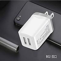 Củ sạc cốc sạc nhanh 5V 2.1A cho điện thoại iphone xiaomi samsung...