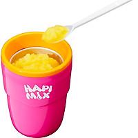 Ly làm kem tuyết Doshisha Hapi Mix DHFZ-18BE Hồng