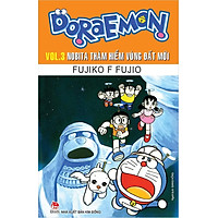 Doraemon Tập 3: Nobita Thám Hiểm Vùng Đất Mới (Tái Bản)