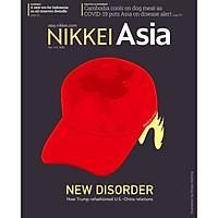 Nikkei Asian Review: Nikkei Asia - NEW DISORDER - 43.20, tạp chí kinh tế nước ngoài, nhập khẩu từ Singapore