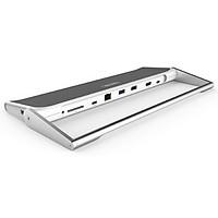 DOCK TYPE-C RA 3 USB 3.0 + HDMI + LAN + SD 4.0 UNITEK (Y-3708) - HÀNG CHÍNH HÃNG