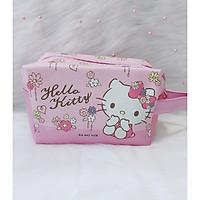 Bóp viết ,bóp mỹ phẫm Hello Kitty