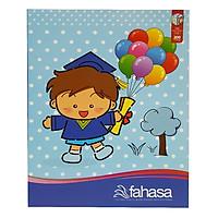 Bộ 2 Tập Học Sinh Bé Ngoan - 200 Trang Fahasa - BN02 - Mẫu 1
